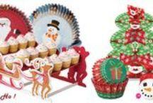Vianočné košíčky na pečenie
