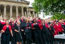 Read all about it! / Articles in the News about One Voice Community Choir
