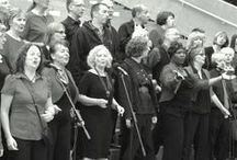 Snapped! / One Voice Community Choir taken by the people