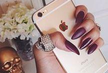 Nails ✾ Nehty