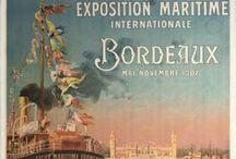 Affiches publicitaires anciennes
