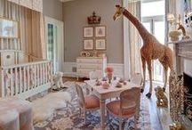 Children's rooms and decoration ❃ Dětské pokoje a dekorace