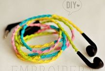 D.I.Y and crafts / DIY inspo