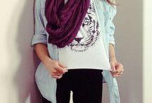 Fashion / Summer, winter, fall, autum inspiration