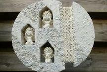Engelen beelden / Altijd anders,uniek en gemaakt door mij. Webwinkel Decoratieve beelden, Kunst beelden, Figuren beelden, Abstracte beelden. Beelden voor in huis of tuin. Een Cadeau of Geschenk.