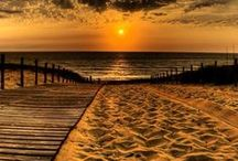 Sol y mar // Sun and sea / Sol, brisa marina, agua salada...