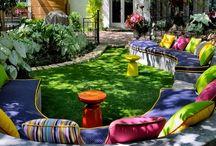 << O u t d o o r >> / Kitchens  -  Seating  -  Decorations - Kuchyně  -  Posezení - Dekorace