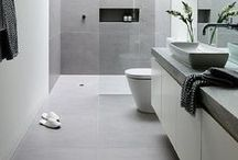 House hacks for the bath / Maybe it's time to try out new tile, make it rain in your shower or fix that leaky faucet. Here are some the trending bathroom ideas on Pinterest. For more house hacks visit this week's Pin Pics: http://www.pinterest.com/pinpicks/us/house-hacks/