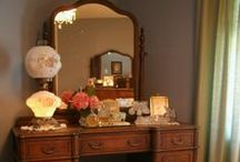 Vintage Interior, Decoration & Houses
