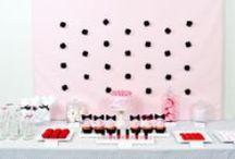 Beauty Party - Beauté & Spa / Sweet table pour enterrement de vie de jeune fille autour du thème spa / make up / beauté