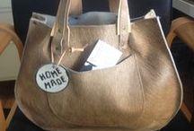 Cowskind bags Muubags / Home made bags i cowskin.