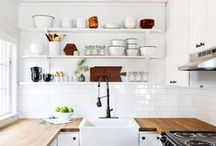 Small space solutions / Clever tips and hacks for storing, stashing and getting organized