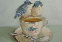 BLUE BIRD COTTAGE / by GINGER