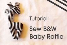 SEWING / BABY TOYS / by GINGER