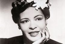 Billie Holiday / by Mrs Dixie
