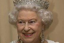 Queen Elizabeth II 88 / by Mrs Dixie