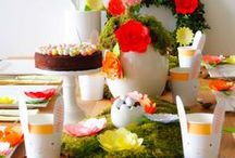 Pâques - Easter / Idées et inspirations autour du printemps et des fêtes de Pâques