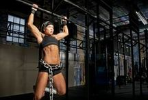 I ♥ Crossfit / I love to do crossfit. Crossfit life everyday / by Esther Marrero