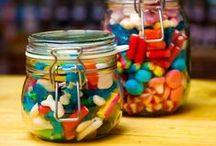 Pick 'n' mix / Aiming to make your mouth water...