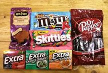 American Sweets / Discover the Sweet Tooth of America – American Sweets Wow American Sweets! Its all happening out there, everyone's demanding these tasty morsels of American candy. From Twinkies to Lucky Charms, we've got it covered.