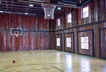 Best Home basketball courts