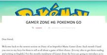 Gamer Zone / Each month I hand you over to my boys for them to tell us all about a game of their choice. (It is my idea to get them reading and writing in English.) An honest review of a game by my sons.