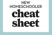 Homeschool 101 / Great advice on homeschool planning, homeschool organization, essential homeschool book lists, finding balance in your homeschool life, and more.