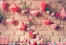 Geometry Party - Idées géométriques / Idées et inspirations autour des formes géométriques