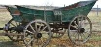 Horse Drawn Waggons / Horse drawn agricultural and trade waggons.