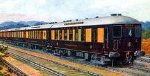 Railways: Electric Multiple Units / Electrically powered railcars and multiple units, streamlined and unstreamlined.