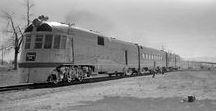 Railways: Diesel Railcars and Multiple Units / Diesel Multiple Units.