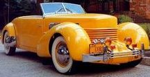 Cars: 1930s / Cars from the 1930s.
