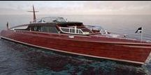 Boats: Motor Boats of a Racy Sort. / Racing boats, speedboats, motorboats and fast motor cruisers.