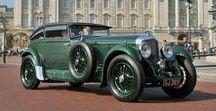 Cars: Classic Sports Cars / Classic sports cars.