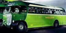 Buses: Single Deck and Coaches / Single decked buses.