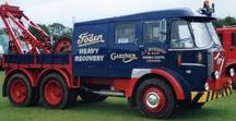 Breakdown Lorries, Towing Vehicles and Recovery Tractors / Breakdown lorries, towing Vehicles and recovery tractors.