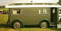 Travelling Shows: Living Vans