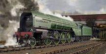 Railways: Steam Locomotives - Experimental