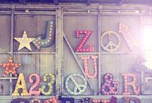 Fête foraine - Carnival Party - County Fair Party / Idées et inspirations autour de la fête foraine sur fond de carrousels, pommes d'amour, pop corns et barbes à papa et aux jolies couleurs vintage !