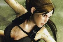 Cine : Tomb Raider : Juegos / Tomb Raider, cine y juegos Angelina Jolie / by Joan Fusté