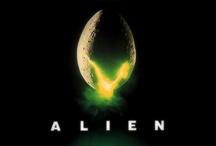 Cine : Alien / by Joan Fusté
