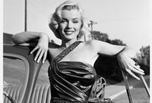 Actrices : Marilyn Monroe / by Joan Fusté