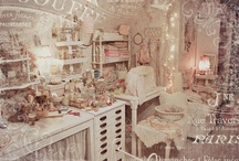 SHABBY CHIC and a little bit of FRENCH COUNTRY / by Alice Babon