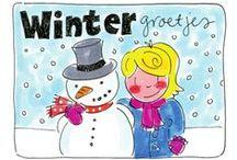 School - winter / by juf Maureen