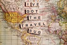 Travel / Places I have been and places I want to go....
