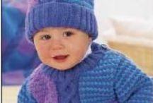 Knitting and crochet / Free knitting and crochet patterns
