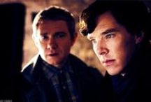 Sherlock / All things Sherlock :) On BBC, sometimes I wish I lived in London... / by Amy Becker