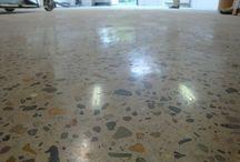 Interieur -floor