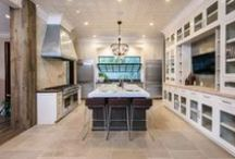 Fabulous Kitchens / Gorgeous luxury kitchens and design inspiration.