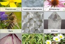 Natural Alternatives / Homeopathy